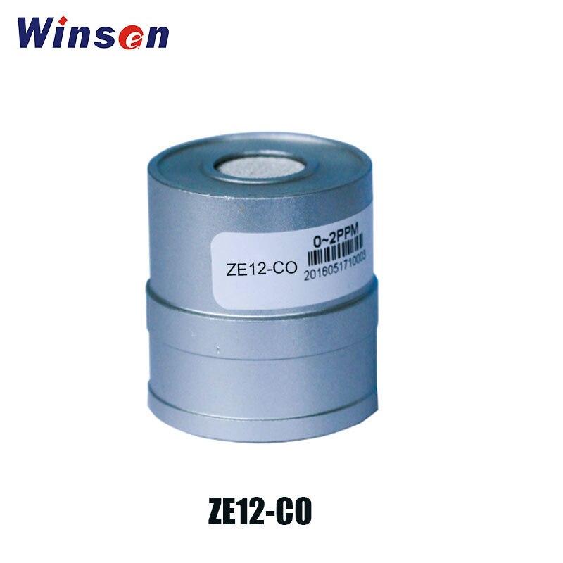 1 Uds. Módulo Sensor de Gas ZE12 CO, NO2, SO2, O3 monitoreo ambiental atmosférico UART, voltaje analógico, salida PWM envío gratis
