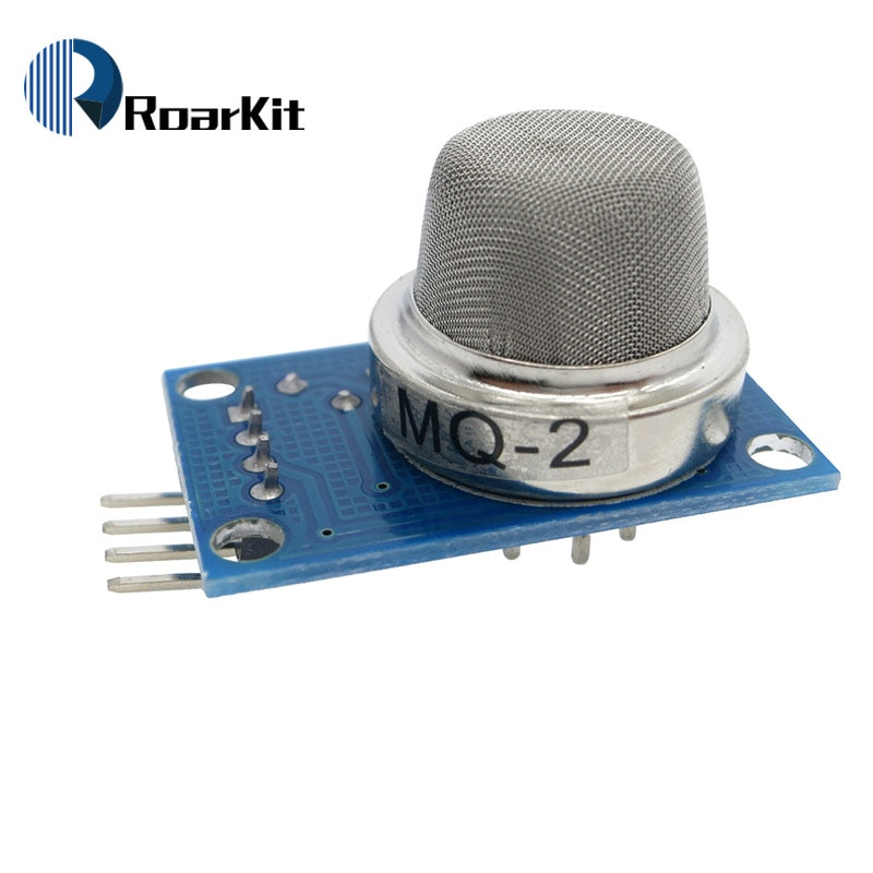 ! MQ-2 Smoke liquefied flammable gas sensor module methane gas for arduino