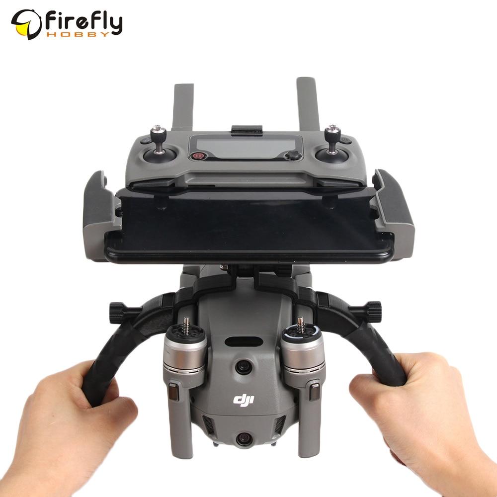3D impreso de kit de Gimbal estabilizadores con soporte para el control remoto MAVIC de DJI 2 PRO y ZOOM Drone accesorio