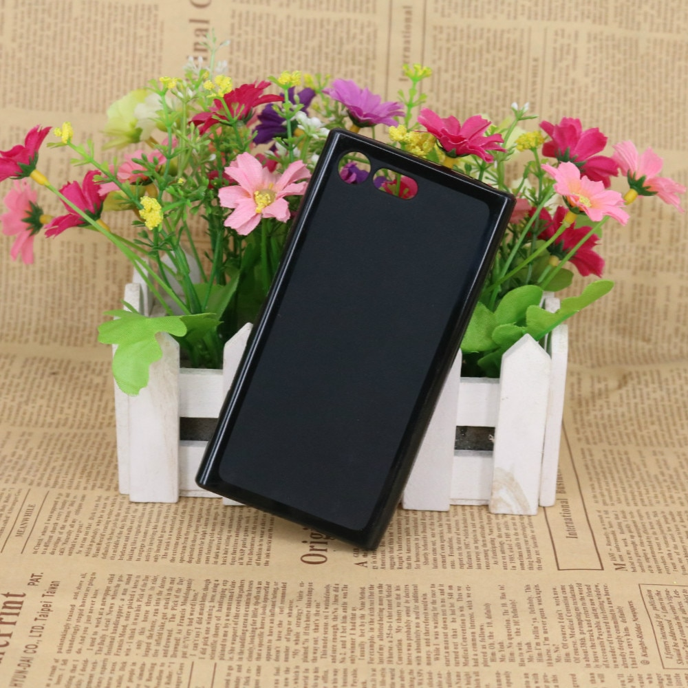 Mate suave TPU caso para Sony Xperia X mini compacto F5121 F5122 F5321 silicona ultra fina Slim cubierta