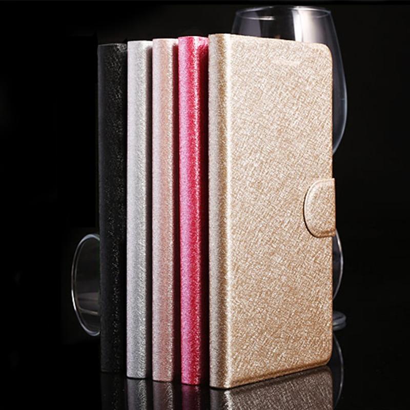 Flip case for Nokia Microsoft Lumia 535 630 640XL 650 fundas wallet style protective PU leather cover slots kickstand Luxury