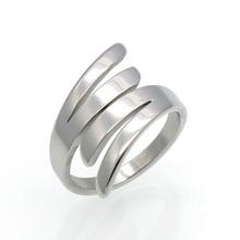Haute qualité offre spéciale bague à fleurs Anel Aneis pour les femmes anneau creux ouverture cadeaux de mariage de haute qualité Stellux Utopia