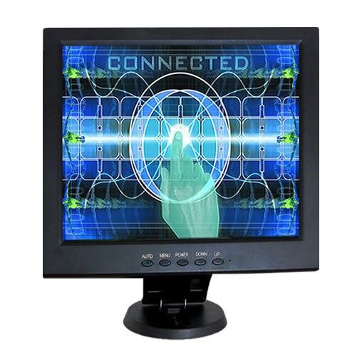 Xintai-شاشة لمس LCD مقاس 18.5 بوصة ، مع 5 أسلاك ، وشاشة تعمل باللمس مقاومة