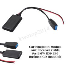 Auto bluetooth Modul für BMW E39 E46 E53 Business CD Kopf Einheiten AUX Port Adapter