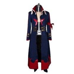 2018 Anime Outfit Tengen Toppa Gurren Lagann Simon Cosplay Kostüm