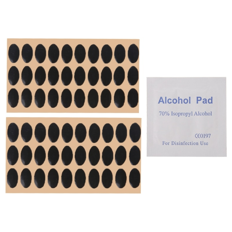 1 juego/60 uds ratón teflón pies ratón patines Pads-para Logitech M215/M310/M325 adhesivos para pies de alta calidad