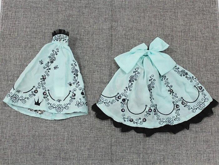 Blygirl Blyth кукла принцесса юбка всего два платья юбка