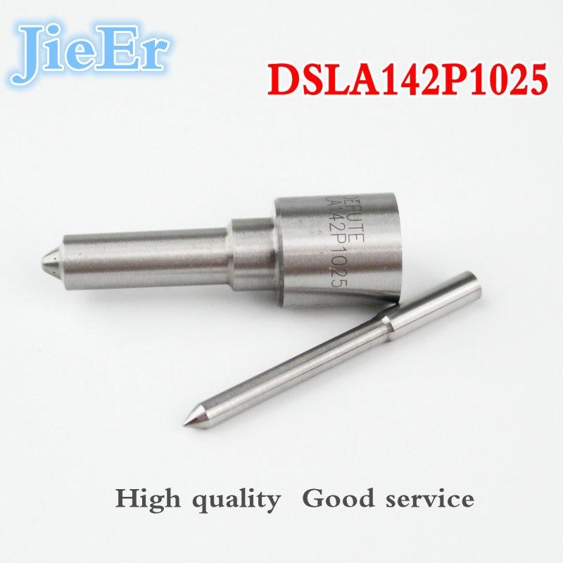 6 unids/lote libre de flete boquilla Diesel motor Diesel boquilla de alta calidad con boquilla de inyección de combustible DSLA142P1025