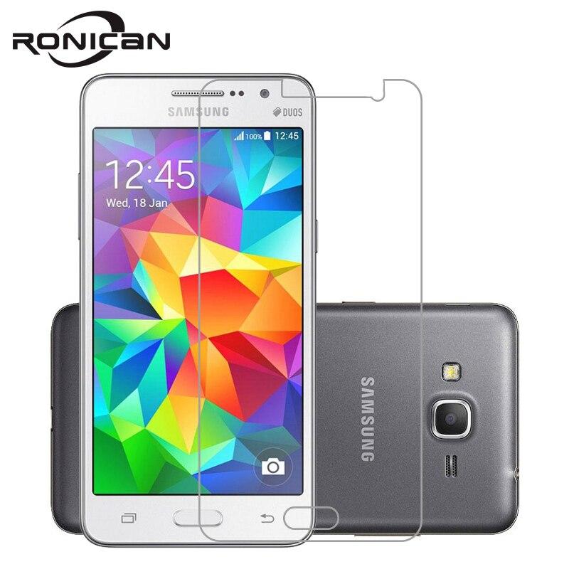 עבור Samsung Galaxy גרנד ראש 9H 2.5D מזג זכוכית G530 G530H SM-G531H G531H G531F SM-G531 SM-G531H/DS מסך מגן סרט