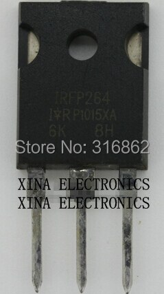 IRFP264PBF IRFP264 38A/250 V a-247 ROHS ORIGINAL 10 unids/lote envío gratis electrónica composición kit
