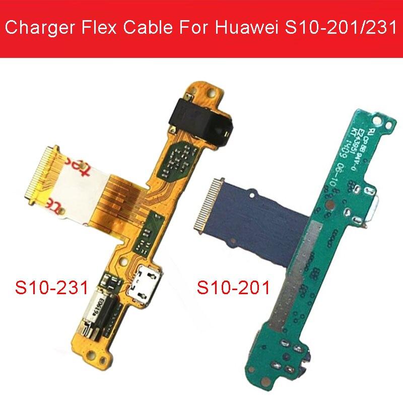 Cable de carga para Huawei Mediapad 10 Link S10-201U/W 231U/W, Conector de...
