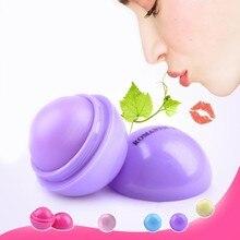 2018 New Long-lasting Nutritious Lipstick Embellish Lip Balm Cosmetics Sweet Taste Eatable Safe Natural Lovely 6 Colors Lip Ball