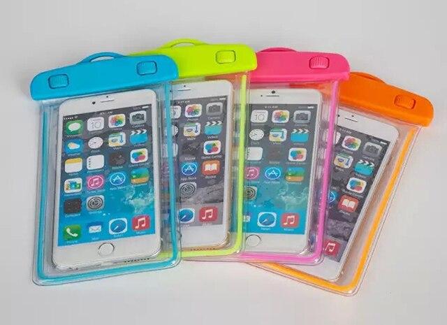 Fundas impermeables de natación para teléfono móvil, funda con pantalla táctil para HTC Desire 620 Dual,620G 700, 626G + 626G 820G 820s612, 526G +