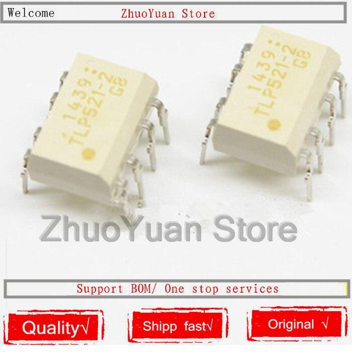 1 unids/lote nuevo original TLP521-2GB DIP-8 TLP521-2 IC chip