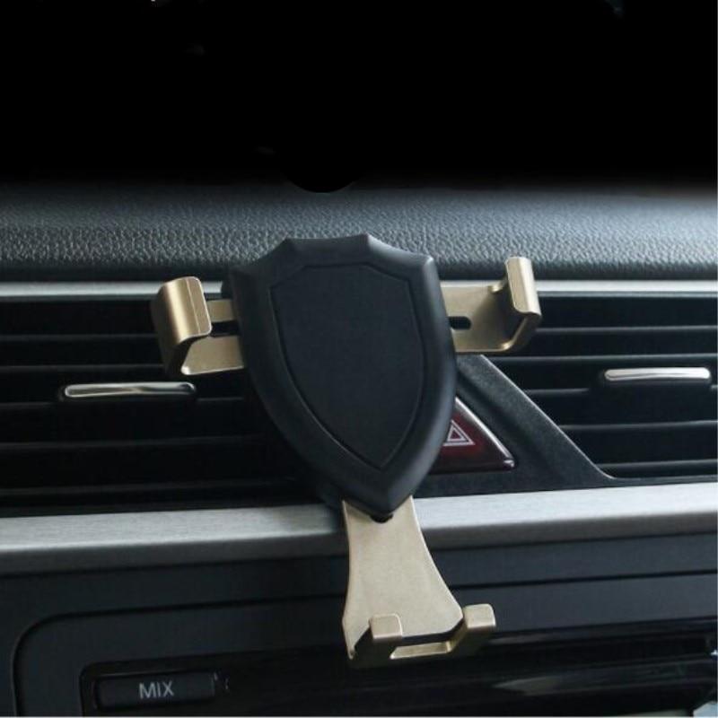 Un distintivo teléfono soporte para coches Infiniti FX35 fx37 ex25 G37 G35 G25 Q50L QX50 QX60 Q70 Q50 QX70 QX80 accesorios de coche