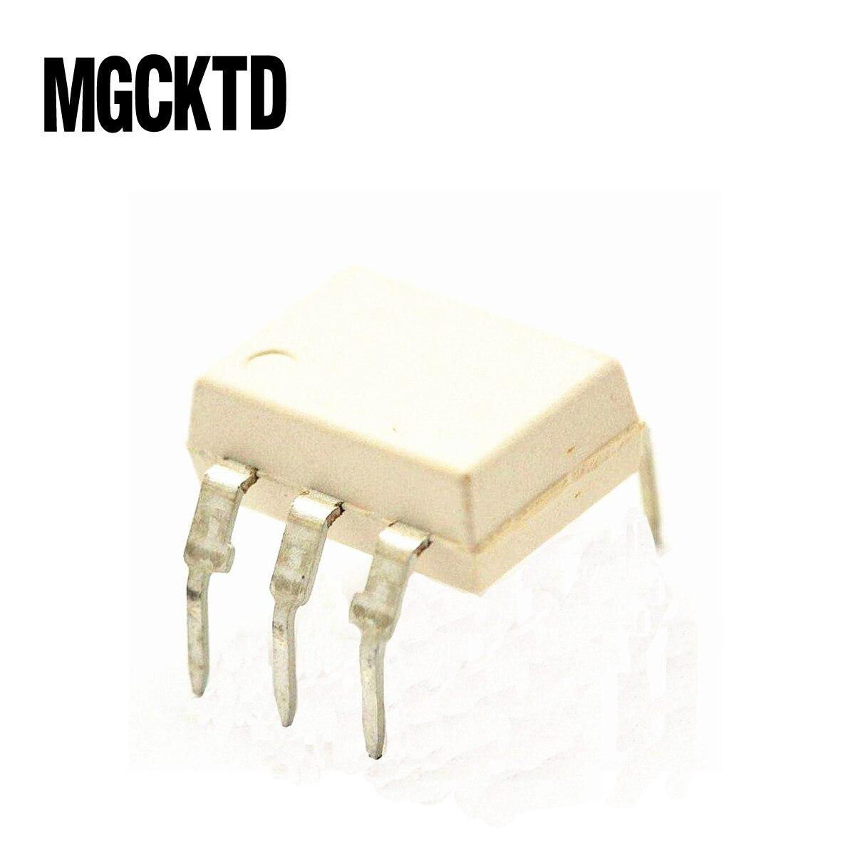 100 piezas MOC3081M DIP-6 MOC3081