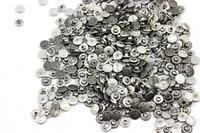 small metal rivets metal mushroom brass rivet for garment garment brass rivets for leather shoes clothing
