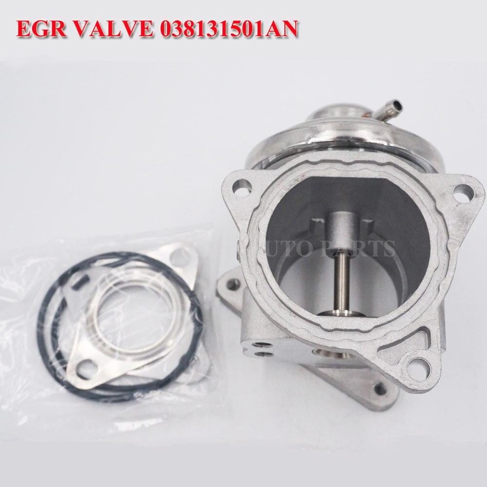 Клапан EGR для VW Bora/Golf Plus 4 MK4 5 MK5/Jetta 3 MK3/Lupo/Passat/Polo/Touran 038131501AF 038131501AN 038129637D
