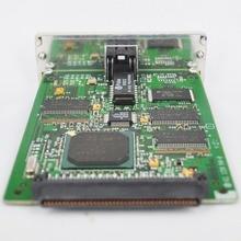 Tarjeta de red JETDIRECT 615N J6057A 610N J4169A servidor de impresión Ethernet rápido RJ-45 10/100TX para impresora HP
