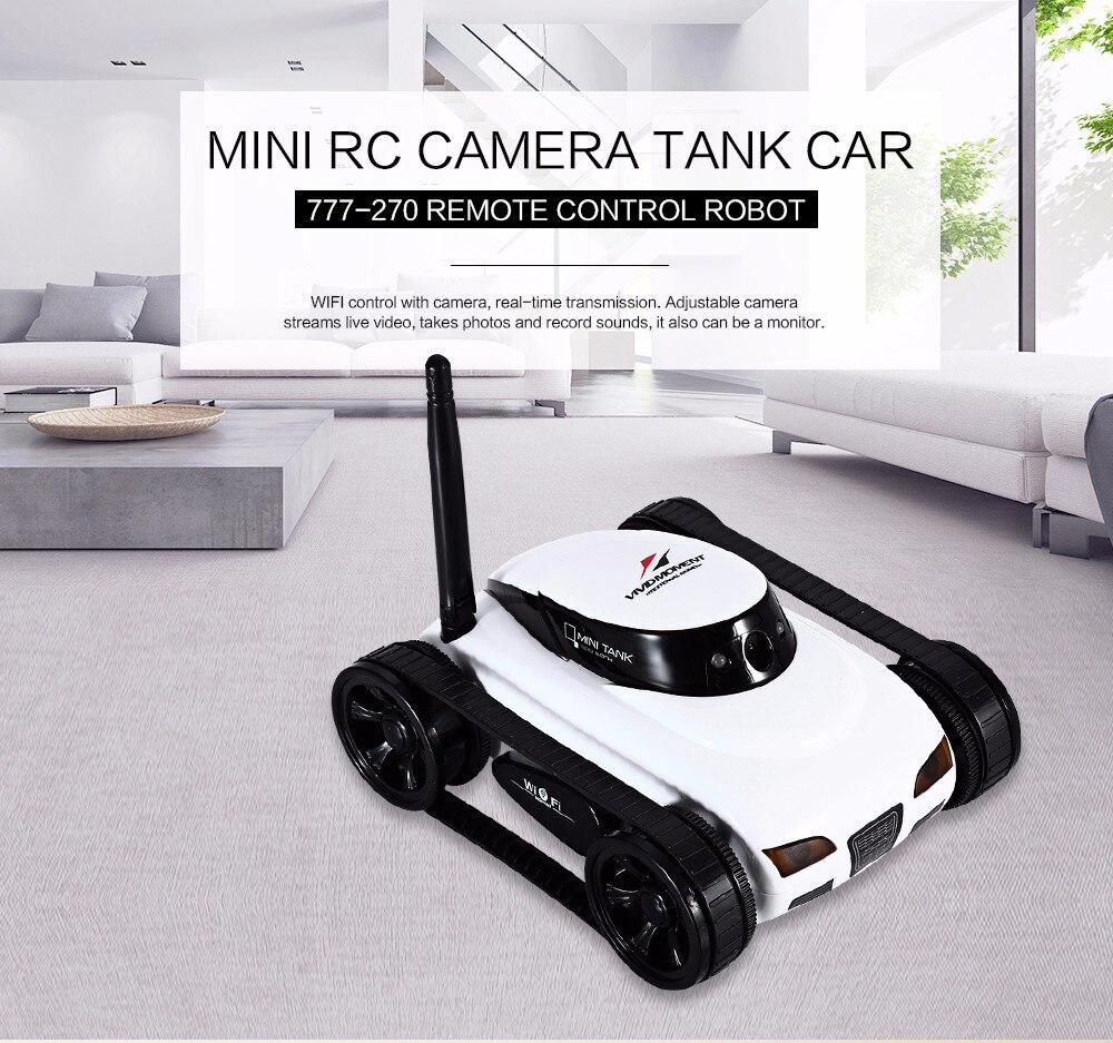 ISpy-كاميرا سيارة صغيرة تعمل بالتحكم عن بعد ، كاميرا فيديو بدقة 0.3 ميجابكسل ، روبوت مع جهاز تحكم عن بعد ، 4 قنوات ، متوافق مع تطبيق Iphone Android ، WiFi ، ...