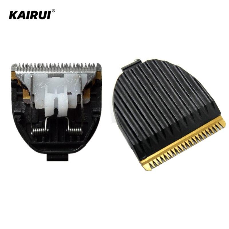 Replacement original stainless steel head hair clipper blade for KAIRUI HC001 HC-001 hair trimmer Ra