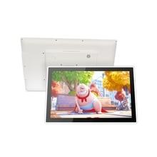 Support mural industriel 10.1 pouces tactile tout en un PC avec Celeron J1900 Wifi RJ45