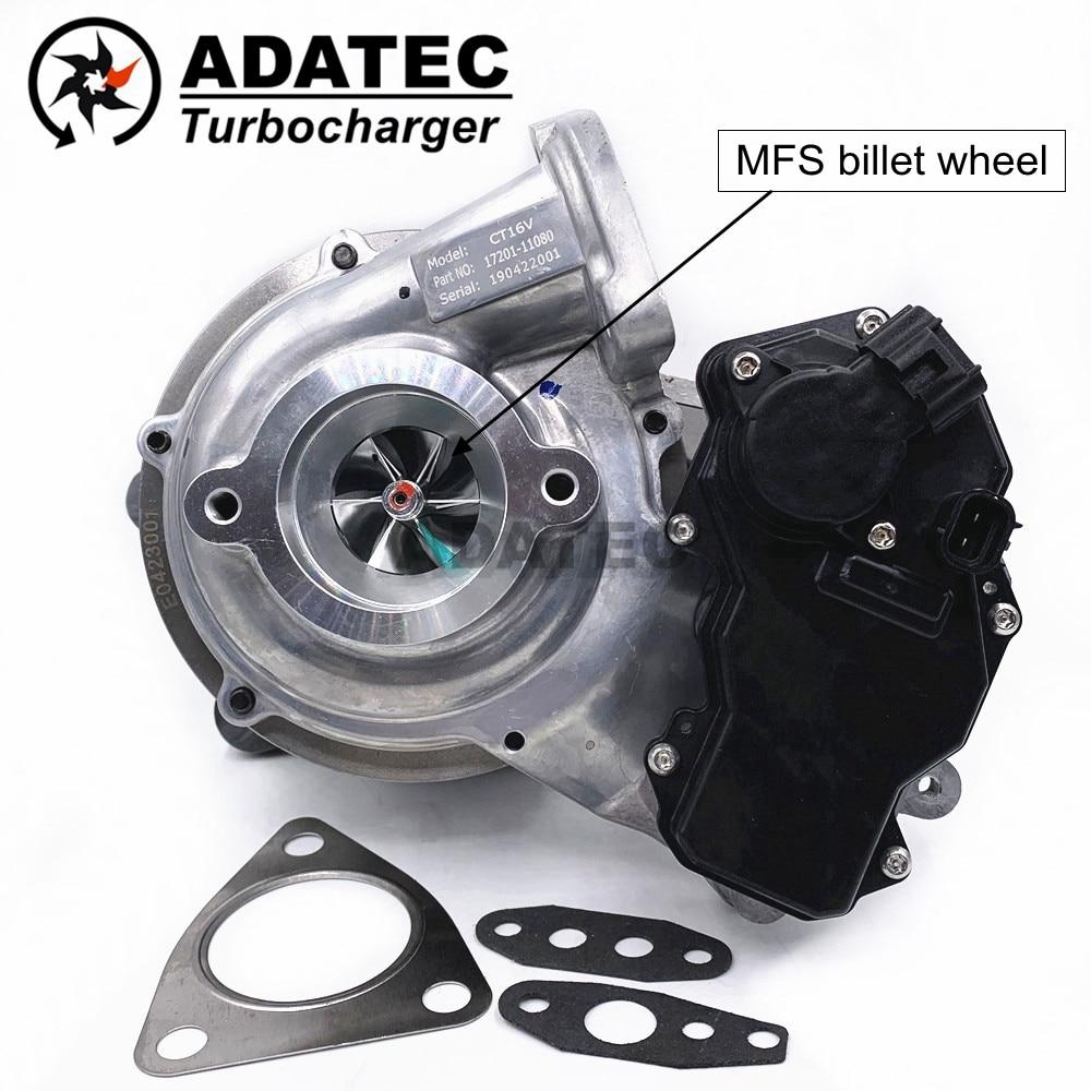 Brand new CT16V completa turbo 1720111080 17201-11080 turbina para Toyota HILUX/PRADO/FORTUNER 2.8L 1GD 1GD-FTV 1GD motor