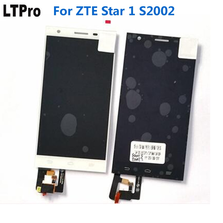LTPro 100% Warranty Working LCD Display +Touch Screen Digitizer Assembly For ZTE star 1 s2002 star1