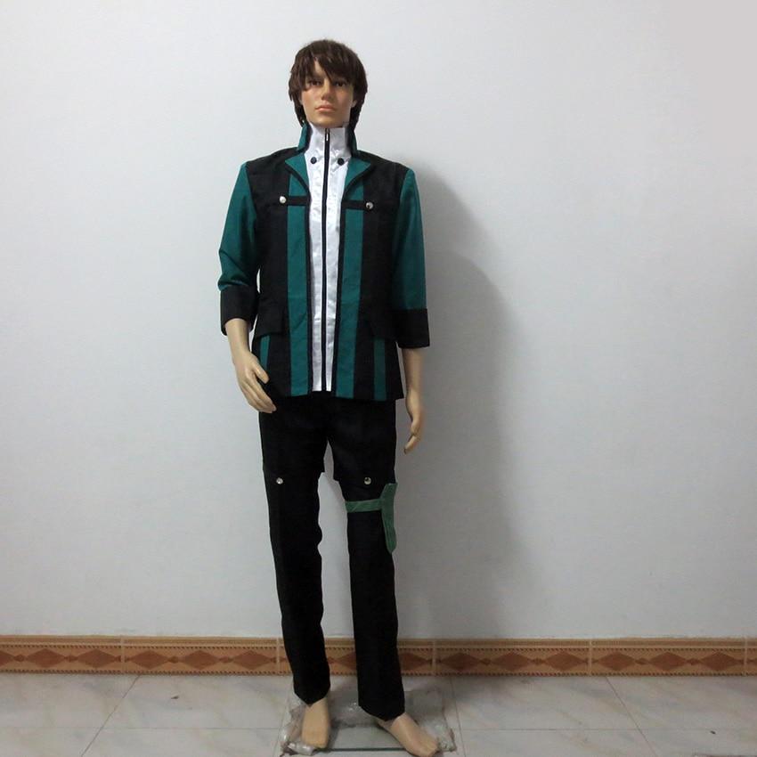 God Eater Burst Lenka Utsugi Christmas Party Halloween Uniform Outfit Cosplay Costume Customize Any Size