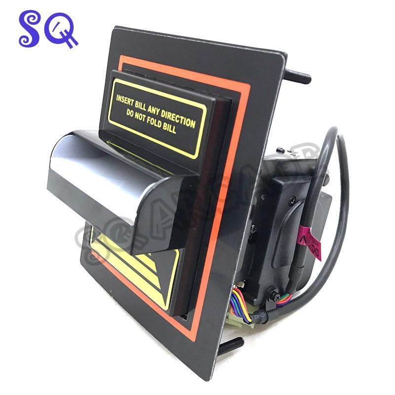 Aceptador de billetes ICT/lector de notas/valador de facturas sin apilador para máquina tragamonedas