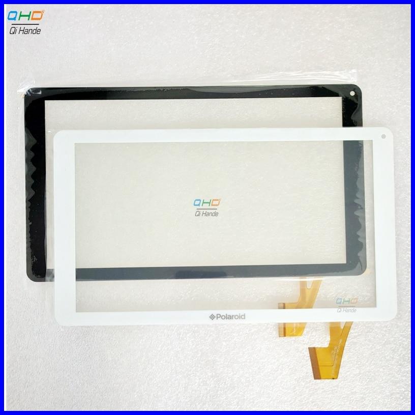 "Para 10,1 ""DANEW DSLIDE 1013QC MPMAN MP11OCTA POlAROID MIDK147P/Digma Optima 10,8 TS1008AW 3G tablet pantalla táctil digitalizador"