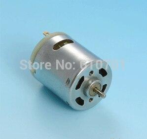 R365 Magnetic DC Motor Toy Motor High Speed Motor 12V 24V Motor RS365 360 for Hot Air Gun Electric Hair Dryer