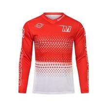 Mieyco Downhill Jersey Colombia Outdoor Long Sleeve Downhill Cycling Jerseys Custom Cycling MTB Jerseys Maillot Team Shirt