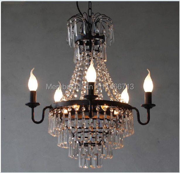 10 candles pendant lamps suspension lighting modern design lyon chandelier jenna lyons K9 crystal candle chandeliers