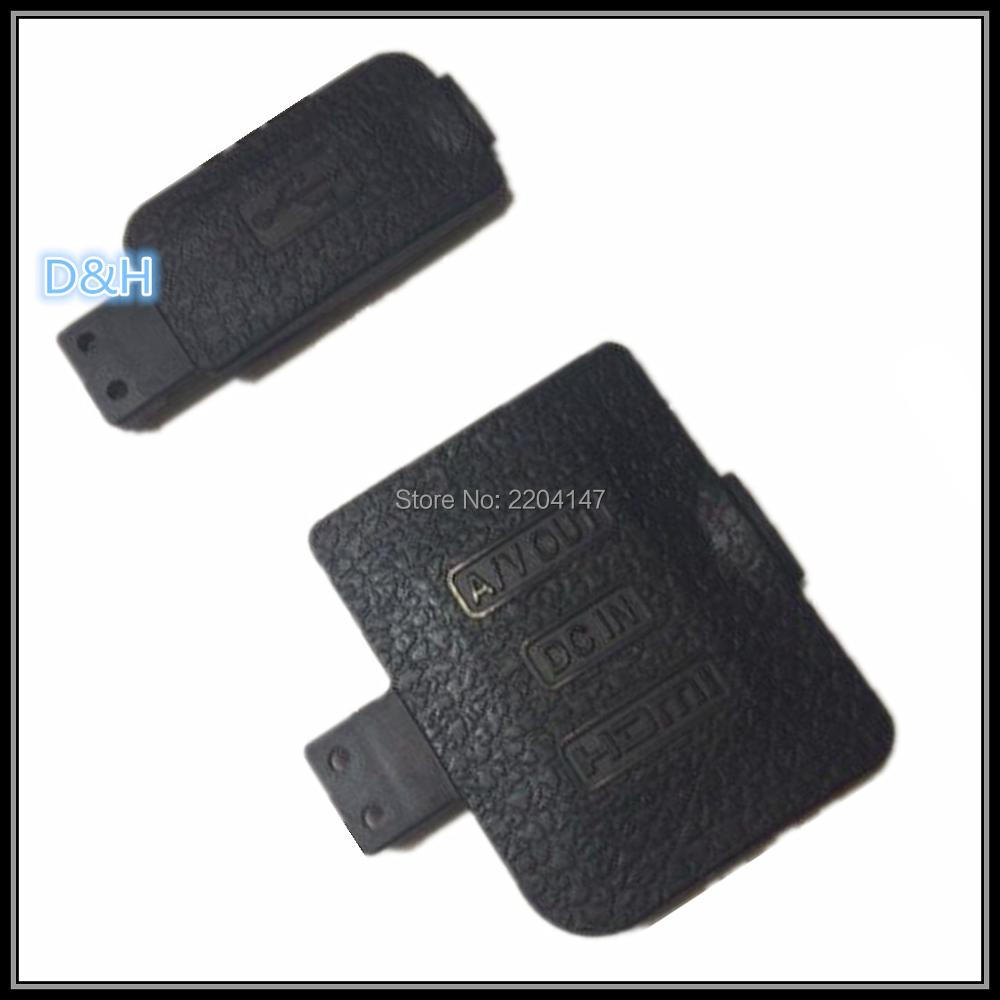 Запасные части для камеры Nikon D3 D3S D3X, USB AV + HDMI интерфейс, резиновая крышка, модель