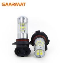 2 * Canbus Geen Fout 9005 HB3 Drl 140W Met Samsung Chips Led Auto Lampen Fog Dagrijverlichting voor Mazda3 Mazda6 Mazda CX-5