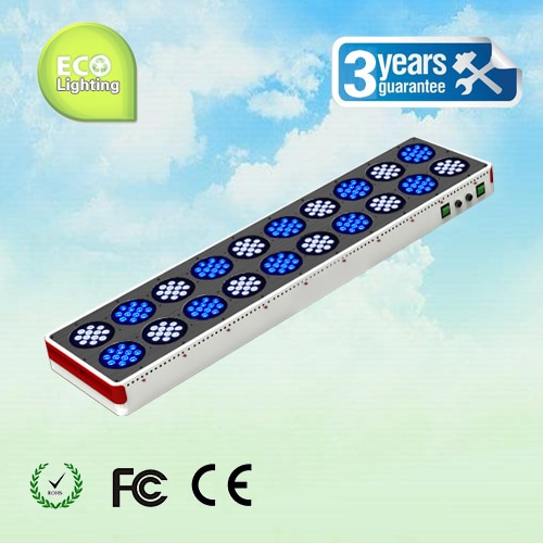 Apollo 20 240*3W led aquarium light coral reef White 12000k Blue 460nm full spectrum marine fish tank lighting order-to-made