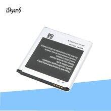 ISkyams 1x2600 mAh B600BC Yedek Pil Için Samsung Galaxy S 4 SIV I9500 I9502 I9505 I9508 I9507V R970 s4 Aktif I9295