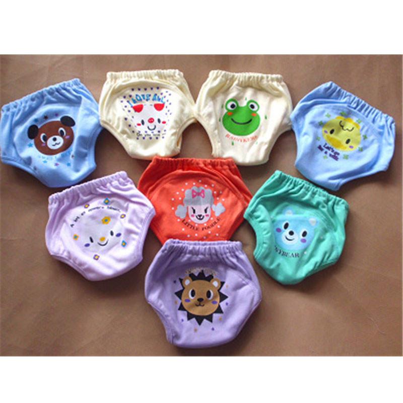 0-2 lat Dziecko Bawełna moda szorty chłopiec dziewczyna spodnie Treningowe infantis malucha noworodka pieluchy pokrywa majtki figi dzieci odzież 5