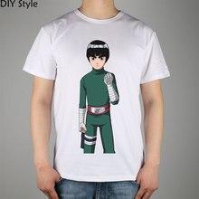 Naruto Rock Lee 2 T-shirt baumwolle Lycra top