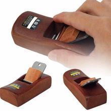 Holzbearbeitung Hobel Mini Hand Werkzeug Flach Flugzeug Bottom Rand Carpenter Geschenk Holzhandwerk Elektrische Holz Pläne DIY Werkzeuge Für Tischlerei Fall