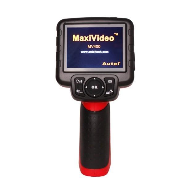 ¡Superventas! autel MaxiVideo MV400 Videoscopio digital con cabezal de inspección de 8,5mm de diámetro