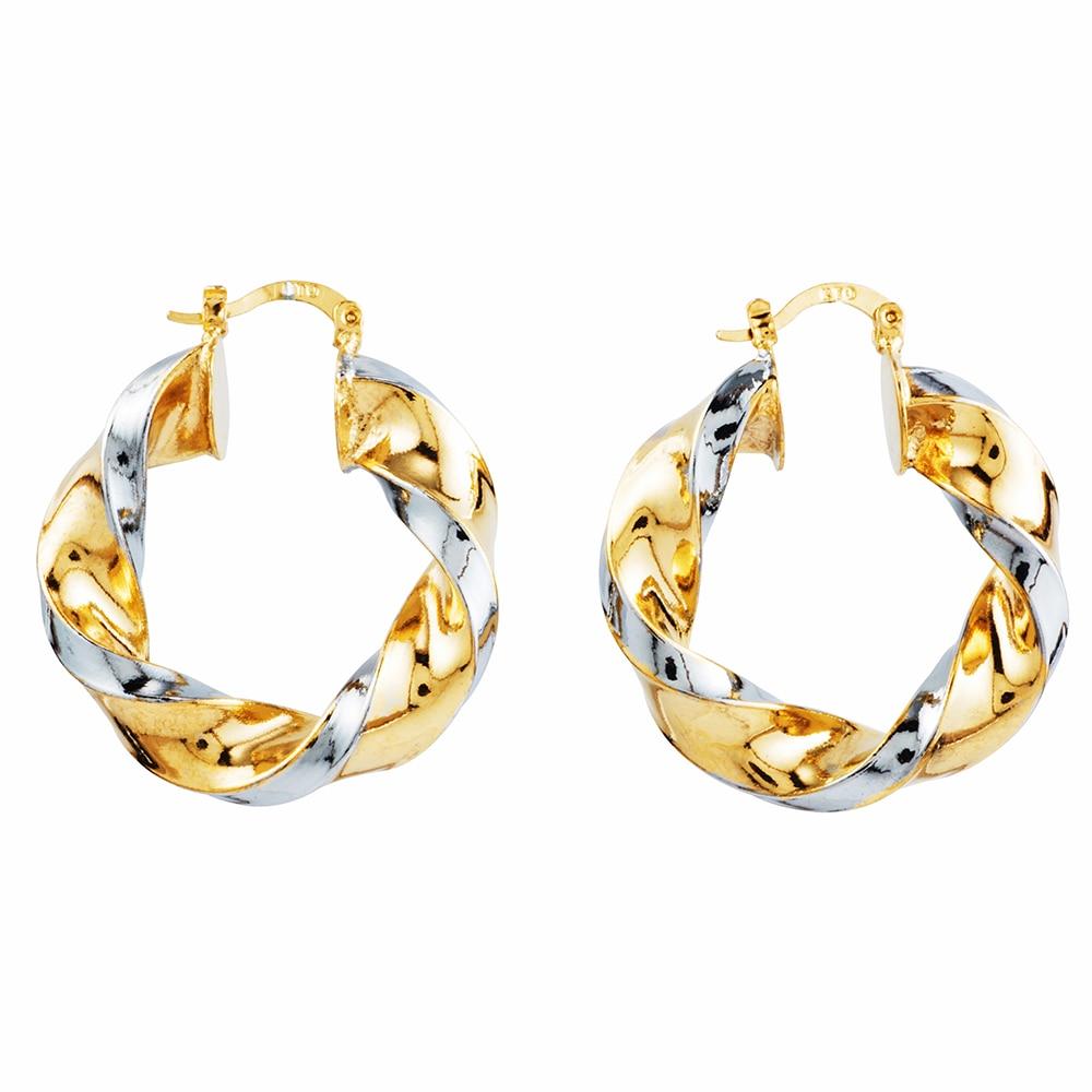 Ethlyn Ethiopian/Nigeria/Kenya /Ghana African Style Round Earring Gold Color Dangle Hoop Earrings for Women Design Jewelry E34