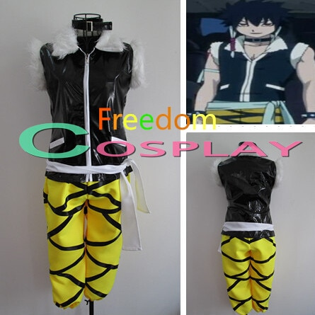 Disfraz de Cosplay Fairy Tail Oracion Seis Midnight