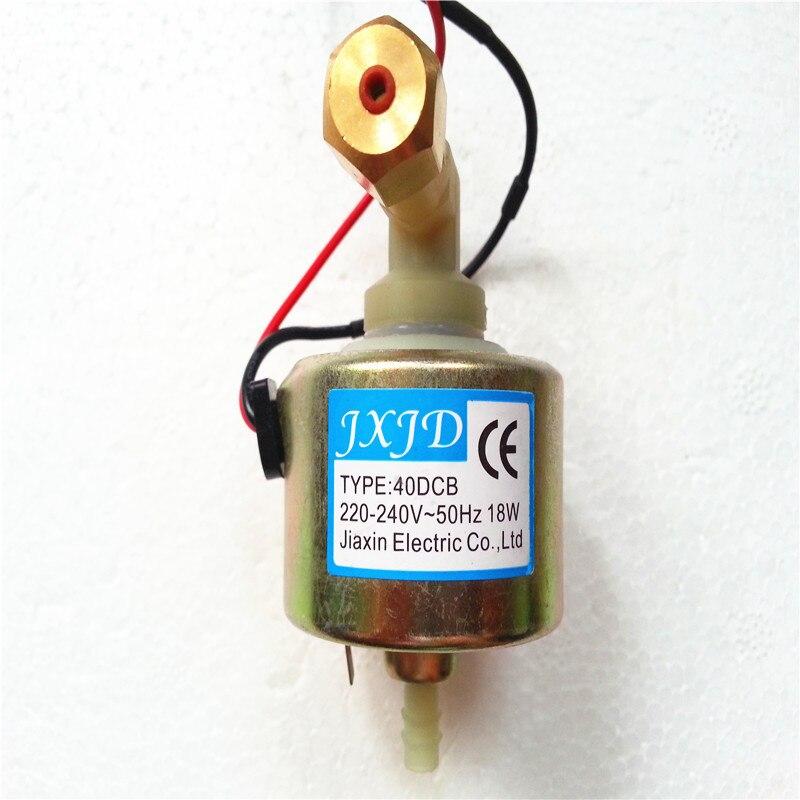 Máquina de humo de escenario maquina bomba de humos accesorios de máquina de nieve modelo 40DCB potencia 220-240V-50HZ-18W productos certificados CE