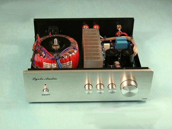 L-80 LM3886 усилитель с тоновым/HIFI усилителем/усилитель мощности 60 Вт + 60 Вт