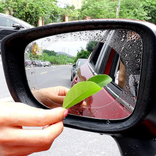 Автомобильное зеркало заднего вида, 2 шт., водонепроницаемая противотуманная пленка для Subaru Forester Outback Legacy Impreza XV BRZ Tribeca Trezia