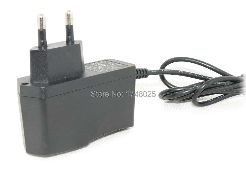 5 pcs Frete grátis EU Plug adaptador 18 v 400ma 0.4a 7 w dc 18vdc comutação 18 volt 0.4 amp 7 watt ac/dc Adaptador de alimentação