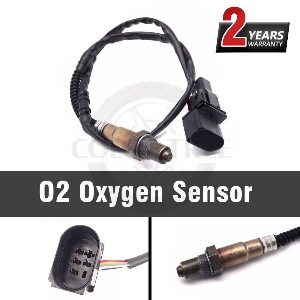 Piezas de automóviles arriba Sensor de oxígeno para Audi TT 03 02 01 0258007057 de 0258007351, 234-5115, 234-5117 de 24321 213-3894