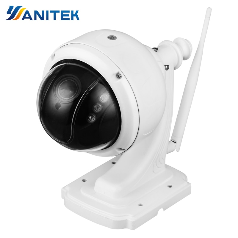 1080P Wireless WiFi IP Camera Outdoor PTZ 5X 2.7-13.5mm Auto-focus Waterproof H.264 HD CCTV Security Camera Wifi Night Vision